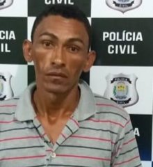 Polícia de Pio IX prende homem após condenação por estuprar a própria filha