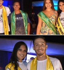 JAICÓS 185 ANOS   Vitória Ingrid e Matheus Mesaque são eleitos Garota e Garoto Jaicoense 2019