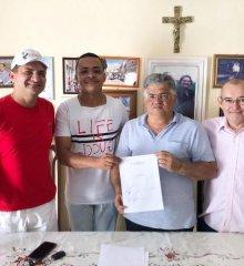 INHUMA | Prefeito Silva Júnior autoriza implantação da Sala de Cidadania para emissão de documentos