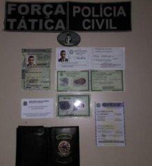 Em Paulistana, paranaense é preso após se passar por procurador do Ministério Público