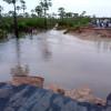 Após fortes chuvas, rodovia estadual rompe no norte do Piauí