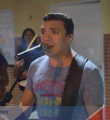 Edy Sakana será a atração musical do aniversário de um ano do Tibungo Park Aquático