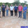 SIMÕES| Vereadora Rúbia Moura e Prefeito Zé Wlisses entregam mais de 5 mil metros² de calçamento para os bairros Soledade I e Soledade II