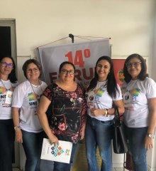 Em Teresina, Secretária de Educação de Fronteiras Verônica Ribeiro participa do 14º Fórum Ordinário da UNDIME