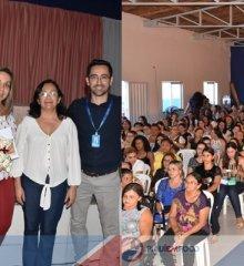 SIMÕES| Secretaria de Saúde e UAB promovem evento em homenagem a mulher