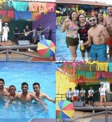Com shows de Hericles Silva e orquestra Ribinha Ribeiro, segundo dia de carnaval do Tibungo Park atrai grande público de cidades da região