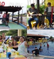 Com sorteio de prêmios e muita musica ao vivo, Tibungo Park recebe grande público neste domingo de sol, lazer e entretenimento