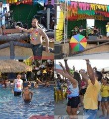 Com grande público e shows de Lamarck e Edy Sakana, Tibungo Park encerra as festividades do Carnaval 2019