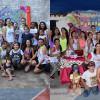 Em São Julião, professora de Educação Física faz sucesso com grupo de dança aeróbica; Aulas são ministradas em São Julião e no Mandacaru e ganham cada vez mais adeptos