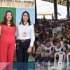 FRONTEIRAS| Com tema 'Encontro família e escola', Educação do município e Ministério Público promovem palestra para alunos de toda rede municipal de ensino
