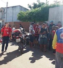 Em Picos, homem é executado e esposa fica ferida