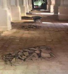 População de Picos se revolta contra a troca de piso da Igreja de Nossa Senhora dos Remédios