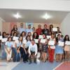 SIMÕES| Assistência Social através do 'Criança Feliz' promove oficina de beleza com mães do programa