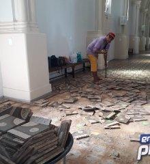 Ministério Público recomenda paralisação de obra na Igreja Matriz de Picos