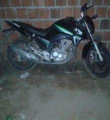 Em Monsenhor Hipólito, Policia Militar recupera moto roubada
