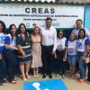 SANTO ANTÔNIO DE LISBOA 55 ANOS| Prefeito Welington Carlos e Secretária Marcinha Regina inauguram reforma do prédio do CREAS
