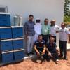 Em Santo Antônio de Lisboa, Prefeito Welington Carlos realiza entrega de kits para apicultores da localidade Sítio Salvador