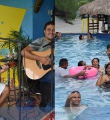 Com show do cantor Deusinho, Tibungo Park recebe grande público de diversas cidades do estado e do Brasil