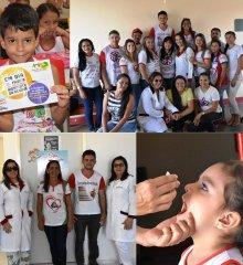 ALEGRETE   Gestão do prefeito Márcio Alencar leva palestras, acompanhamentos e promoção da saúde nas escolas através do PSE