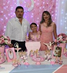 COLUNA DO ANIVERSARIANTE | Parabéns à Ana Lívia que comemorou seus 10 anos ao lado da família e amigos em Alagoinha