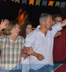FRONTEIRAS | Secretária Verônica promove 'Arraiá da SEMED' junto aos servidores e celebra o aniversário de João Batista