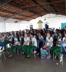 ALEGRETE | Escola Estadual ASA realiza projeto de prevenção à violência e ao bullying