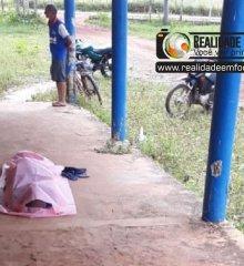 Corpo de idoso é encontrado em barraca na Barragem do Bezerro no PI