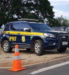 PRF-PI prende piauiense procurado por duas comarcas da Justiça de Goiás