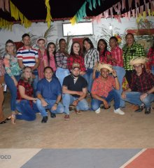 Em Padre Marcos| escola Luiz Lino realizam 14º 'Arraiá do Luizão', na localidade Barra