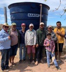 Em Alegrete, gestão de Márcio Alencar viabiliza melhoria em abastecimento de água na zona rural
