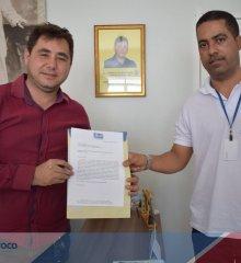 PADRE MARCOS   Prefeito Valdinar Silva e ONG Chapada firmam parceria para implantação da Feira da Agricultura Familiar