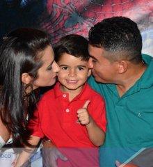 COLUNA DO ANIVERSARIANTE | Parabéns a José Heitor que comemorou seus 5 anos com grande festa em Alagoinha