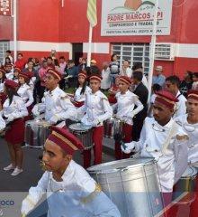 Em Padre Marcos,  prefeitura divulga programação alusiva ao 7 de setembro