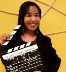 """Atriz alegretense Socorro Barros participa de WorkCine e grava o curta-metragem """"Dias Felizes"""" no Rio de Janeiro; vídeo!"""