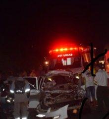 Patos-PI| trés pessoas morrem em grave acidente na BR-407 próximo a Jaicós