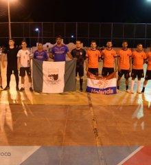 Em Santo Antônio de Lisboa, III edição do campeonato de futsal abre a XV edição da Festa do Caju