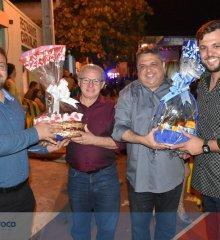 STO ANTÔNIO DE LISBOA   Stands, atividades esportivas e culturais marcam o 1º dia da XV Festa do Caju; show de Tony Guerra foi uma das atrações