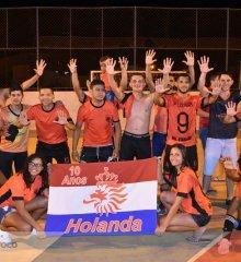 Em Santo Antônio de Lisboa, final do torneio de futsal amador atraí grande público; competição foi decidida nos pênaltis