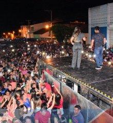 STO ANTÔNIO DE LISBOA   Show de Desejo de Menina atrai recorde de público no encerramento da XV edição da festa do caju
