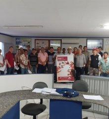 SANTO ANTÔNIO DE LISBOA   BNB realiza reunião com agricultores para fomentar a cajucultura