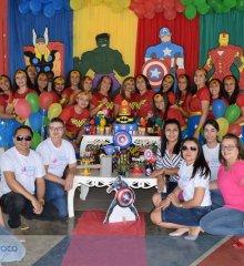 PADRE MARCOS| Encerramento da Semana do Bebê na escola Tia Guida contou com brincadeiras e apresentações das crianças