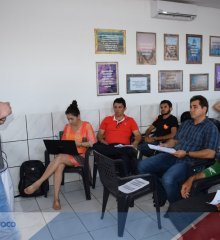 PADRE MARCOS | Prefeito Valdinar Silva e secretariado reunem-se para debater os objetivos do Programa das Nações Unidas para o Desenvolvimento