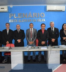 PADRE MARCOS|Câmara de vereadores apresenta projetos de Lei do executivo na Vigésima Sexta Sessão Ordinária