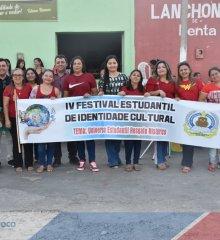 Alegrete| cobertura fotográfica do IV Festival Estudantil de identidade cultural realizado pelo colégio ASA