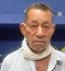 Em Picos, idoso com nódulo na garganta faz apelo para custear despesas de casa e viagem a Teresina para uma biópsia