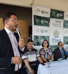 Em Picos, penitenciária implanta programa de atenção à saúde para presos