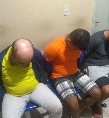 Em Picos, polícia aborta ação de trio que estava pronto para assaltar o Supermercado  Carvalho