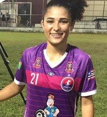 Jogadora de Campo Grande do Piauí é aprovada em 3 peneiras de futebol feminino: Flamengo, Corinthians e Seleção Sub-19