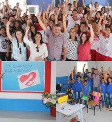 Prefeitura de Simões promove 2° aulão preparatório para a prova SAEB