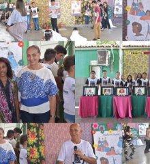 FRONTEIRAS| Escola Municipal de Nossa Senhora de Fátima realiza projeto em alusão ao Dia da Consciência Negra